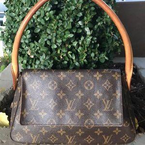 Louis Vuitton looping mini bag